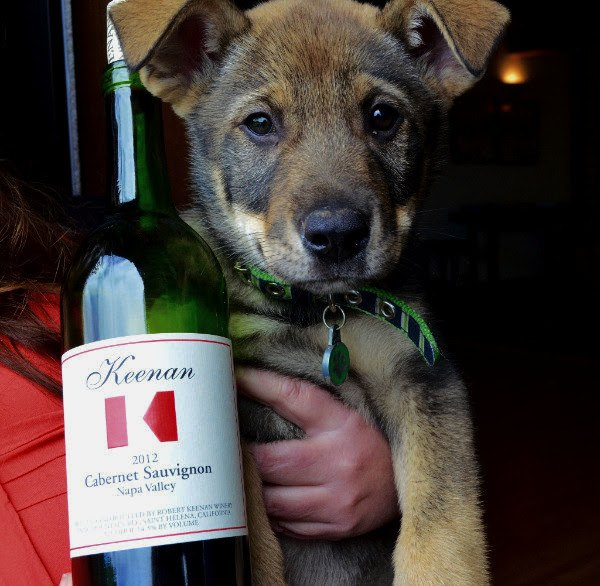 You found our secret Keenan wine!