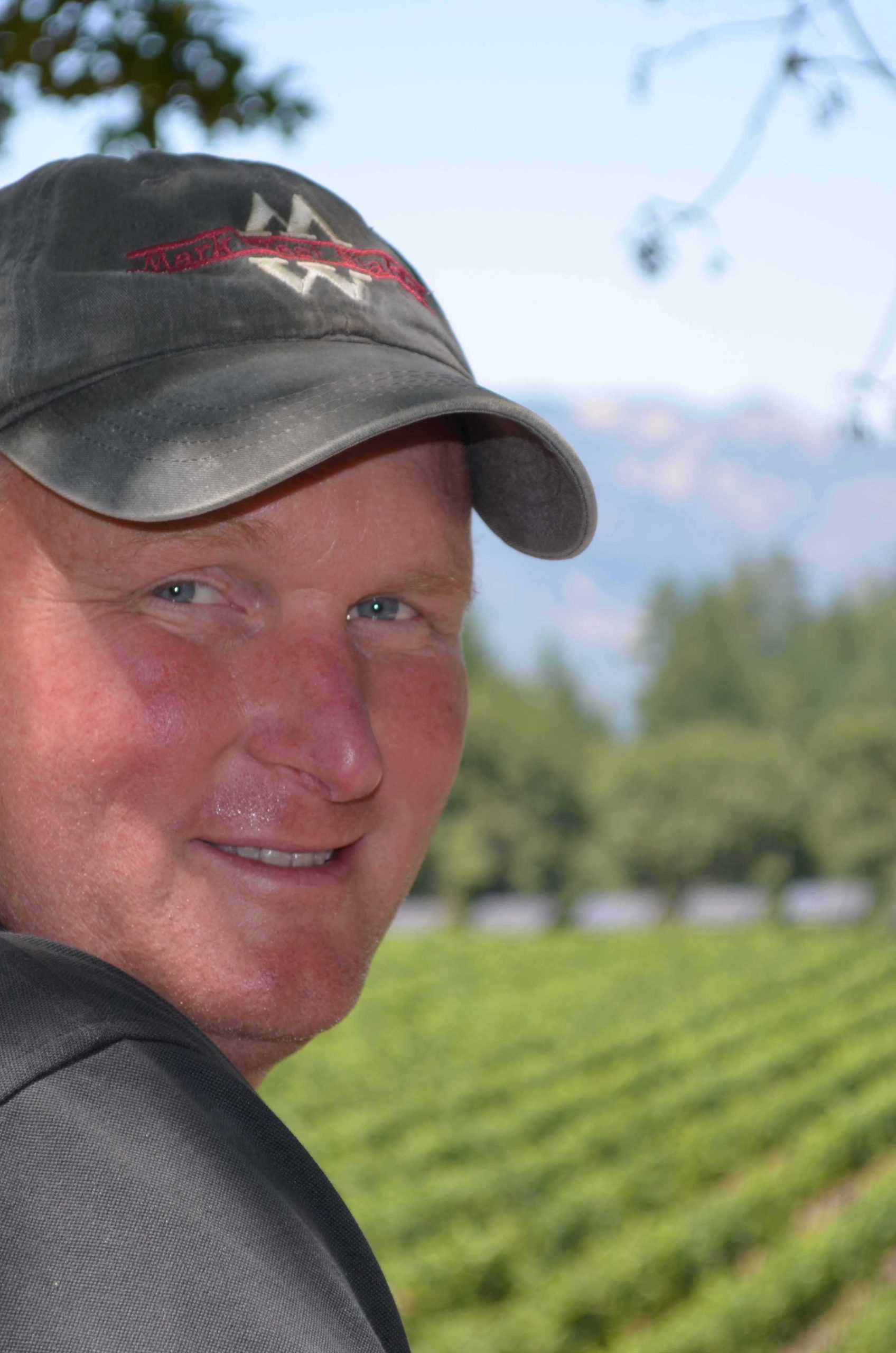 Matt Gardner Keenan Winery General Manager
