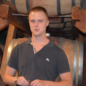Reilly Keenan, Keenan Winery Business Development