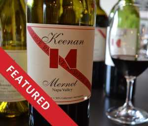 Mernet Napa Valley Wine Featured