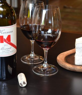 Napa Valley Mernet Reserve: A Proprietary Keenan Red Blend
