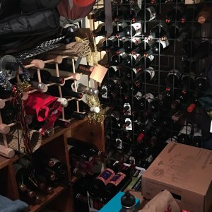 Keenan Wine Cellar Under The Sporting Goods