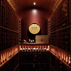 Keenan Wine Cellar In Copperopolis