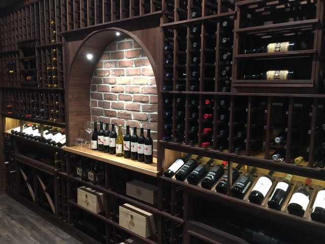 Keenan Wine Cellar Brick And Cool
