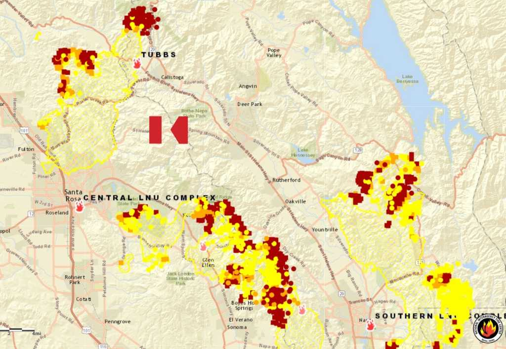 Napa Fire Journal 8