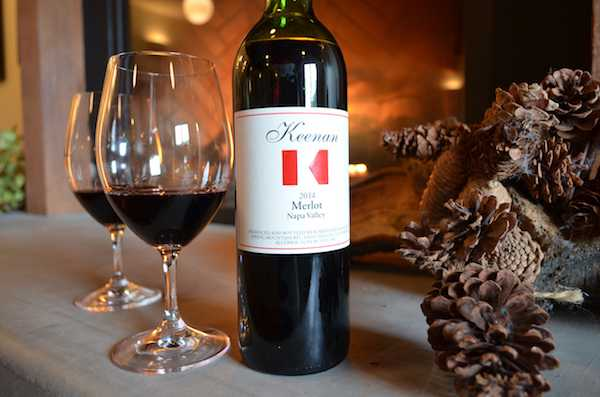 merlot wine and food pairing with fig recipes